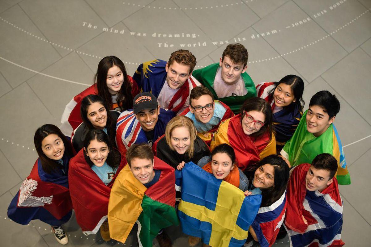 دانشجویان بین المللی آلمان